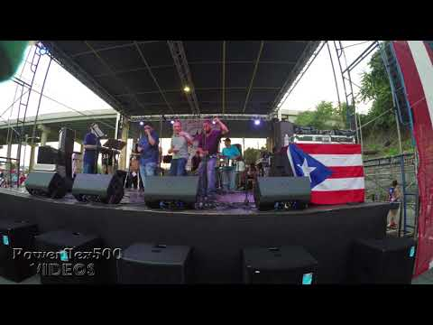 Boricua Legends at the Jersey City Salsa Festival-V3