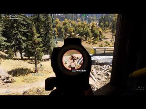 Far Cry 5 - Prepper's Stash | Dead Man's Treasure