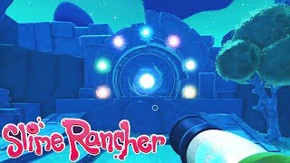 Slime Rancher Xbox One Gameplay: Slime Gate of Ancient Ruins