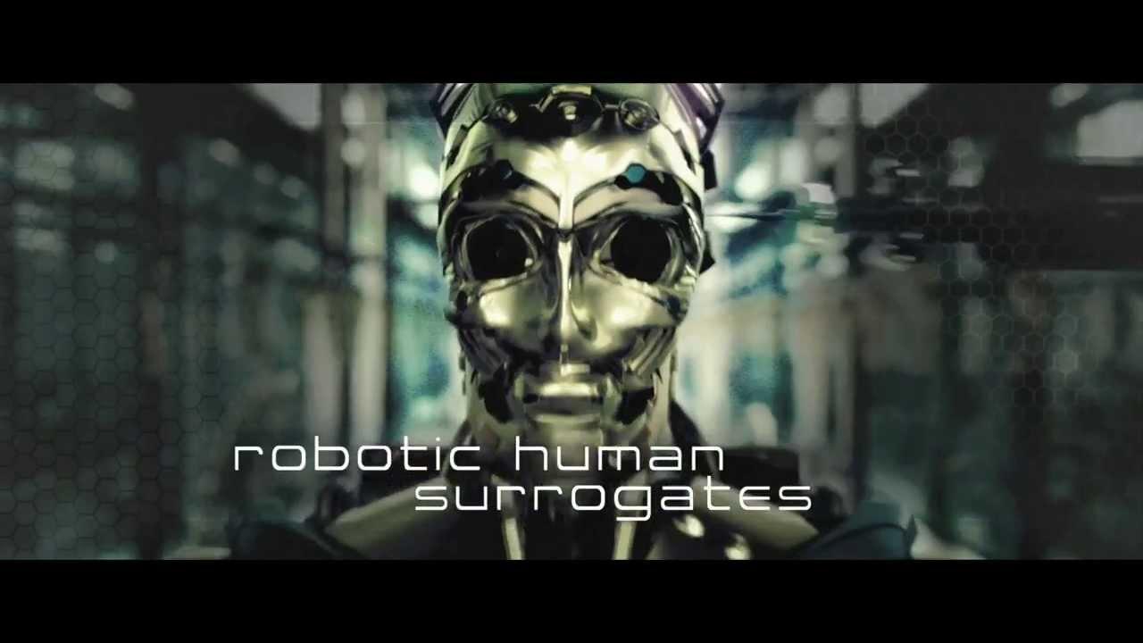 Download Surrogates - Official® Trailer 2 [HD]