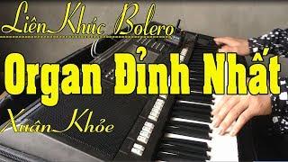Hòa Tấu Bolero Không Lời Hay Nhất | Liên Khúc Nhạc Vàng Trữ Tình Xuân Khỏe |2