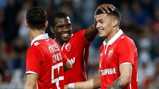 Statistika koja pokazuje da je Crvena zvezda bila najbolji klub u kvalifikacijama za LŠ