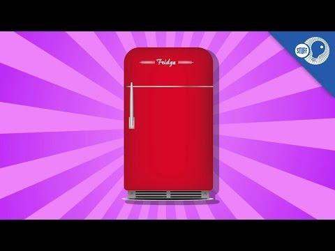 The Iceman Cometh... Jacob Perkin's First Refrigerator
