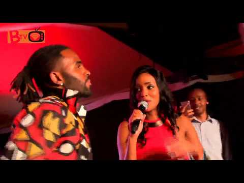 Jason Derulo X Ray Vanny Live Performance Nairobi