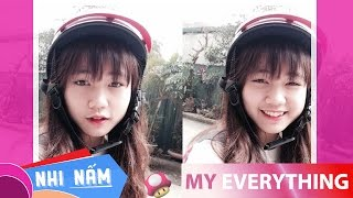 My Everything |  Tien Tien Ukulele | Cover By Nhi Nấm