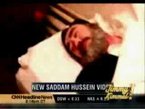 Saddam Hussein After Hanging (Graphic Images)