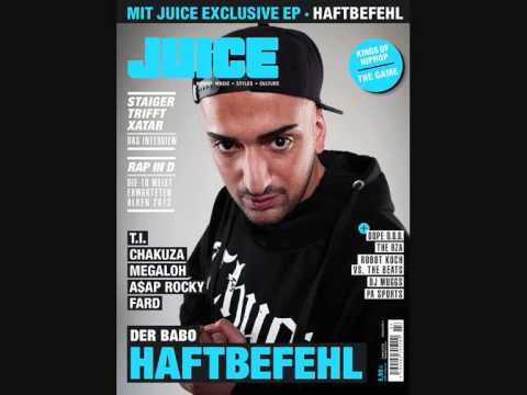 4. Hafbefehl - Rotterdam feat. Veysel, Celo & Abdi (JUICE EXCL.) [kheyVision]