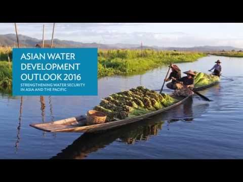 Asia Water Development Outlook 2016