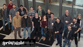 Spring Make 2018! | Maker Hangout & TIG Welding Vlog 3