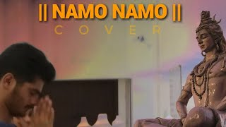 Namo Namo | Lyrical | Cover | Amit Trivedi | Rishabh Pandey