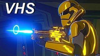 Звездные войны: Сопротивление (трейлер) - русский и ламповый - VHSник
