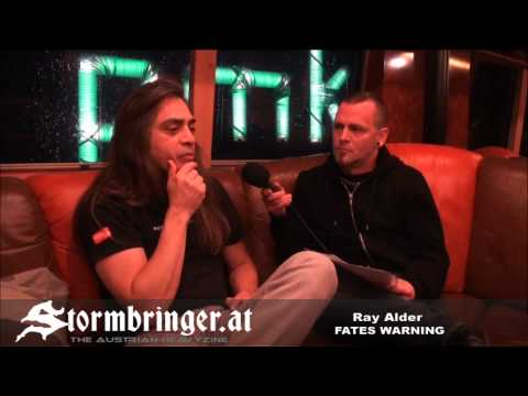 FATES WARNING Interview with Ray Alder