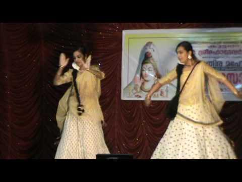 Ghanashyama vrindaranyam.. kochu kochu santhoshangal dance perfomane