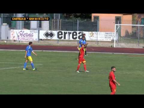 Calcio Toscano: San Miniato - Castelnuovo Garfagnana | Finale Playoff Promozione
