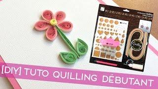 [ Tuto DIY ] - Les bases du Quilling !