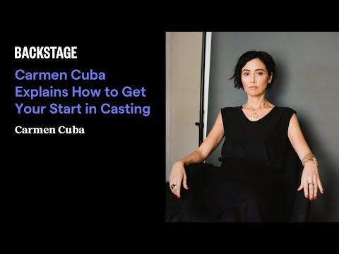 Carmen Cuba Explains