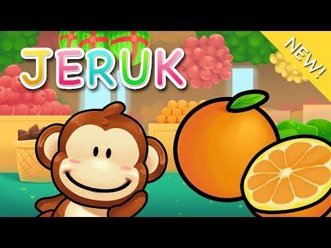 Lagu Anak Indonesia | Jeruk