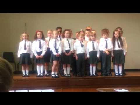 Walker Memorial School Choir