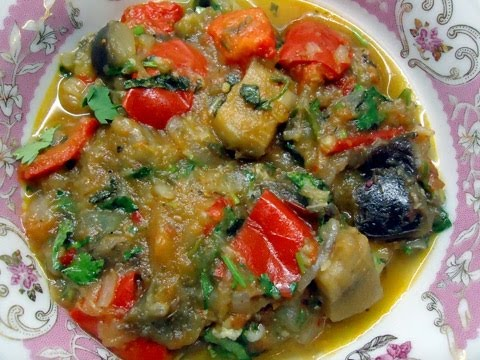 Аджапсандал - вкуснейшее азербайджанское блюдо