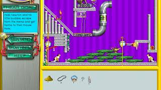 The Incredible Machine Even More Contraptions all Expert levels 1-55