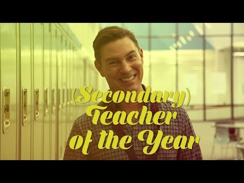 Teacher of the Year 2017 Profile - Kevin Moore