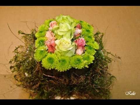 art floral - milieu de table