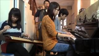Đoản Xuân Ca (tranh sáo piano)