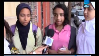 انهيار سور مدرسة بالاسكندرية دون وقوع اصابات