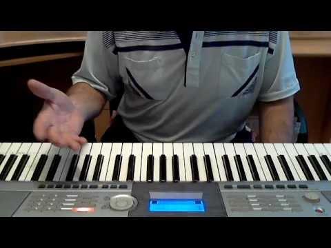 синтезатор PSR-295