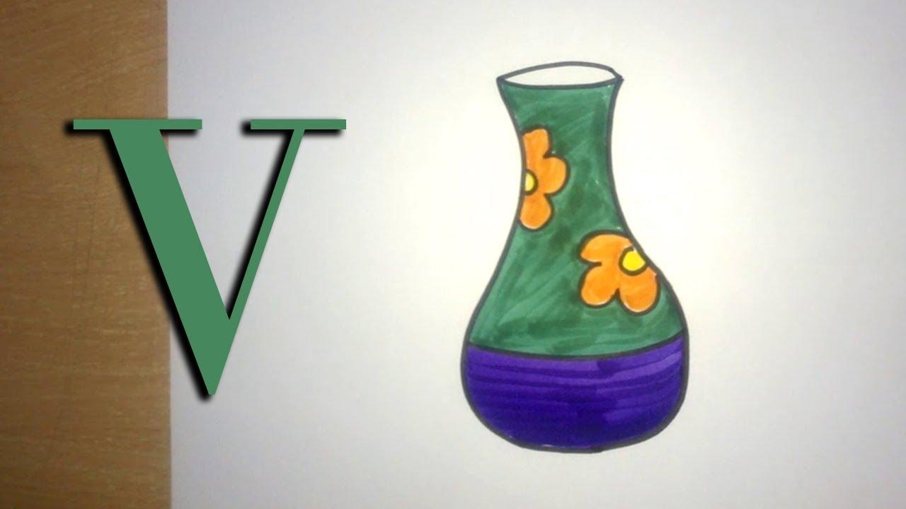 V for Vase