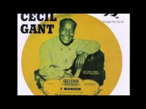 Cecil Gant -