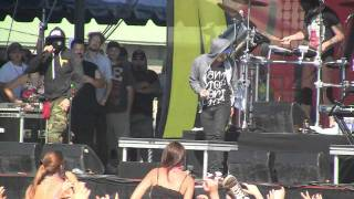 "Hollywood Undead- ""Sell Your Soul"" (HD) Live in Syracuse, NY on 7-30-2010"