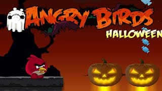 Repeat youtube video Angry Birds Halloween Adventure Walkthrough Gameplay