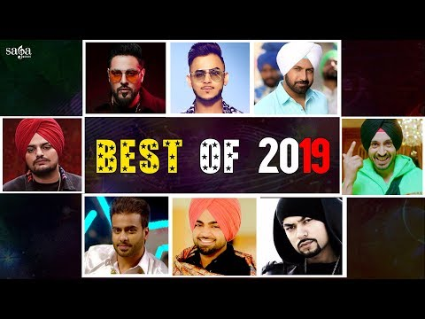 Best Of 2019 Punjabi Songs  Latest Punjabi Songs 2020  Dj Party Songs  Audio Jukebox  Saga Music