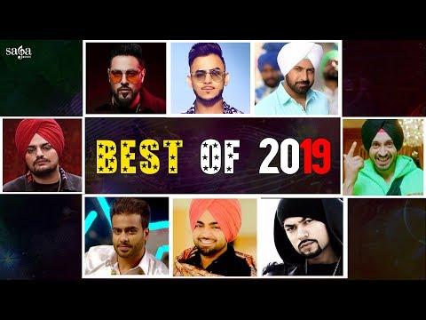 Best Of 2019 Punjabi Songs   Latest Punjabi Songs 2020   Dj Party Songs   Audio Jukebox   Saga