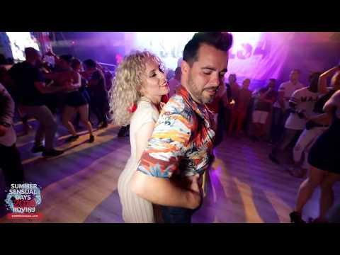 Chavez & Raquel - Bachata Social Dancing | Summer Sensual Days 2019 (Rovinj)