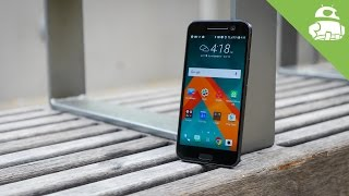 HTC 10 Hands-On!