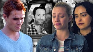We're still crying! The Riverdale season 4 premiere said goodbye to Luke Perry