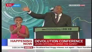 Uhuru\'s Speech at 6th Devolution Conference in Kirinyaga