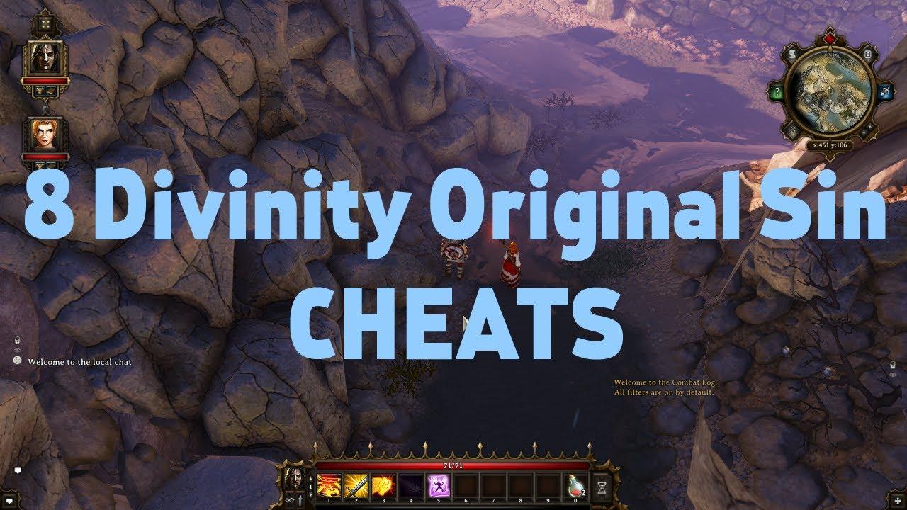 Cheat original sin
