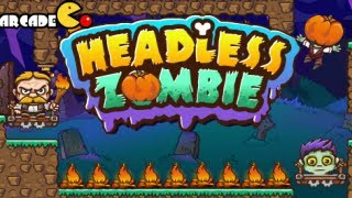 Headless Zombie Complete Walkthrough Level 1 - 20