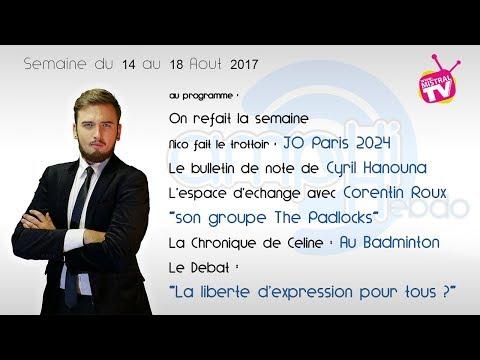 AMPHI Hebdo 19 08 2017