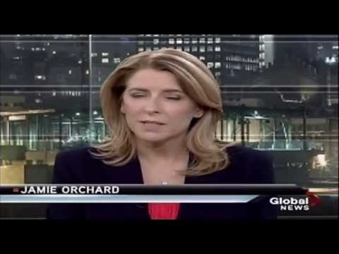 Laura Santini - Global News Coverage with Jamie Orchard: XTINCT Exhibited at the Mccord Museum 2012