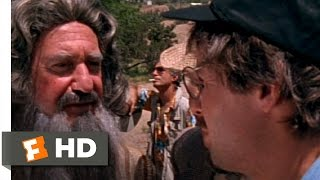 And God Spoke (10/12) Movie CLIP - Soupy Sales as Moses (1993) HD
