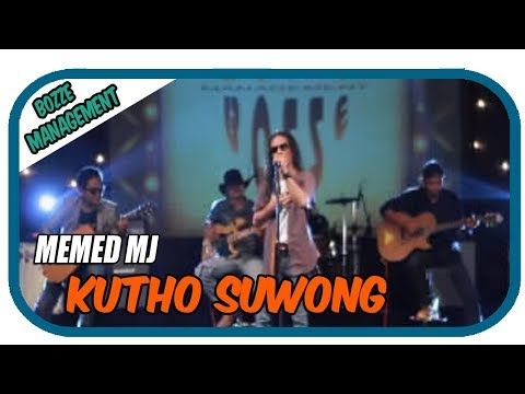 Memed MJ - Kutho Suwong [ OFFICIAL KARAOKE MUSIC VIDEO ]