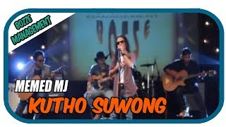 MEMED MJ - KUTHO SUWONG [ OFFICIAL KARAOKE MUSIC VIDEO ]