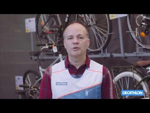 Decathlon Uk Advice How To Choose Your Bike Lock Youtube