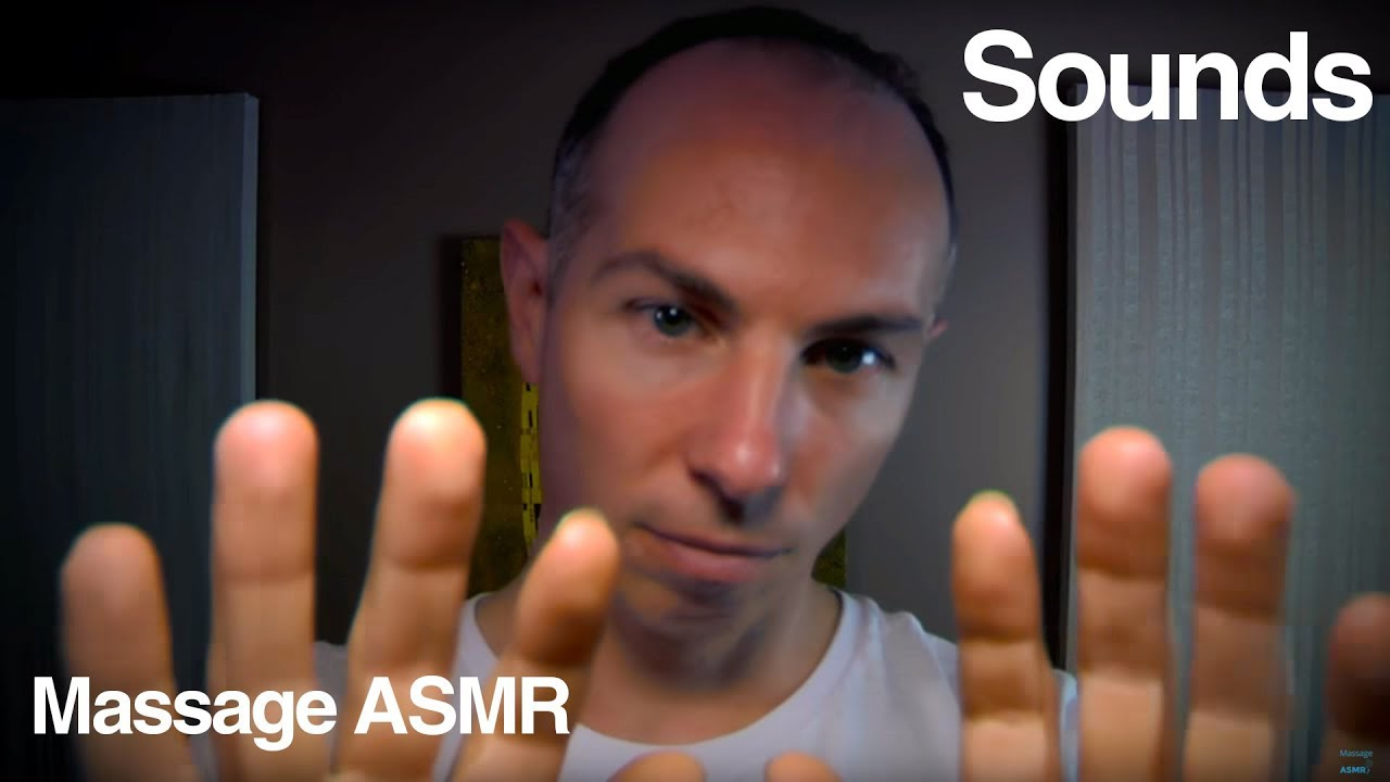 Asmr Inaudible Unintelligible Whispering Ear To Ear With Hand Movements