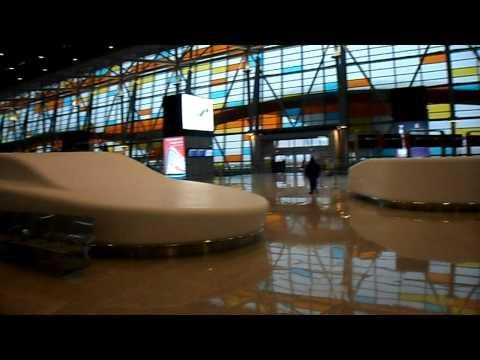 Звартноц аэропорт новый терминал Zvartnots Airport New Terminal