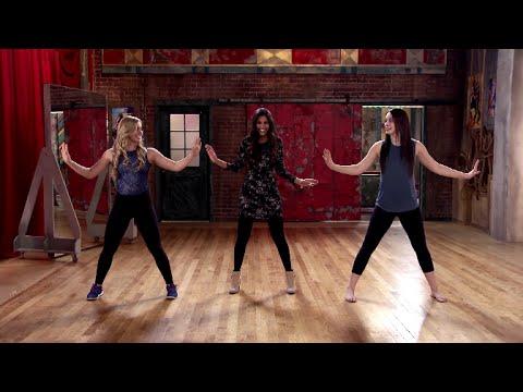 Victoria and Logan Teach Deepa How To Dance